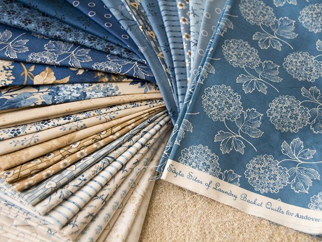 Blue Print Store >> Andover Fabrics