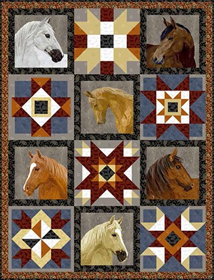 Download The Free Quilt Pattern For
